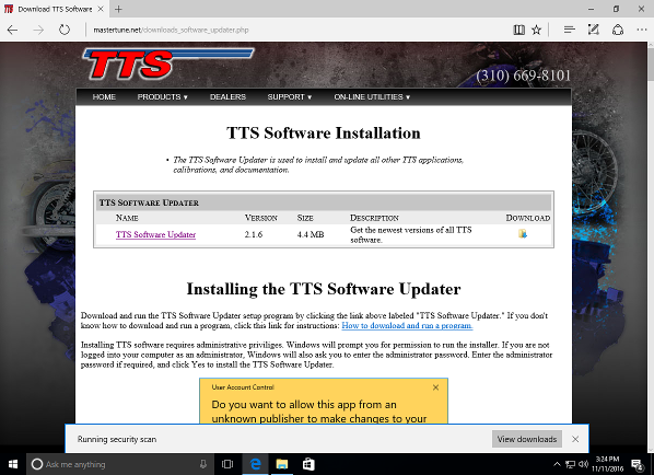 scan software download